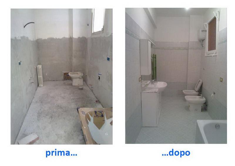 Ristrutturazione bagni roma edil petrozzi - Bagno completo chiavi in mano ...